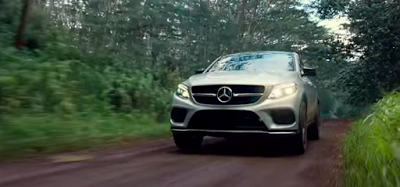 Jurassic World: el gran spot de Mercedes-Benz